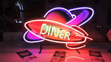 Diner Rocket Neon