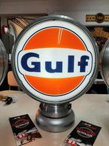 Gulf Globe Aluminium/Lampe (sehr hochwertig) Licht Reklame Dekoration
