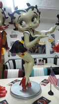 "Betty Boop Original ""Black Waitress""  GFK Figur"