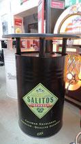 Salitos Stehtisch/Ölfass Tonne