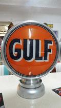 Gulf Aluminium-Globe/Lampe Sehr hochwertig Lampe aus Metall.