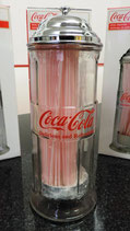 Coca-Cola Strohhalm Dispenser