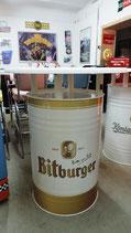 Bier Stehtisch/Ölfass Tonne