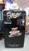 Retro Kühlschrank Miller Design King of Beers Modell Bosch KDL Eyecatcher