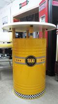 New York Taxi  Ölfass/Stehtisch