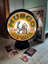 "Musgo Gasoline    US-Globe   USA-Lamp   ""must have"""