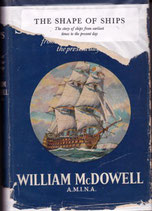 The Shape of Ships by William McDowell