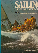 Sailing The Great Races by Robin Burton