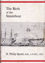 The Birth of the Steamboat by H P Spratt