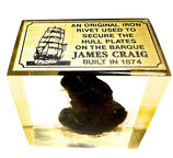 Original rivet from James Craig
