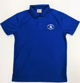 SHF Polo Short - Royal Blue