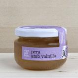 Melmelada de pera amb vainilla 125 gr