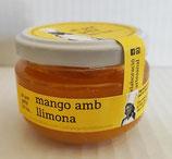 Melmelada de mango amb llimona 125 gr
