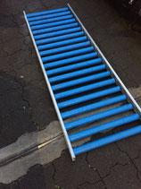 Gebrauchte Rollenbahn für Pakete, Stahl, Aluminium.........