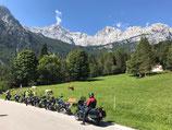 Kurventraining mit Tour in die Dolomiten und das Trentino