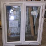 Fenêtre PVC 2 vantaux - Dim : H 1100 X L 990
