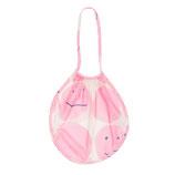 Noé & Zoë Kindertasche - Net Bag Pink Smiley