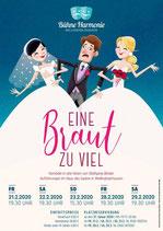 2020-02-21 /22 /23 /28 /29 Theater mit - Bühne Harmonie