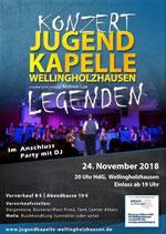 """2019-11-23 JKW """"In Concert"""""""