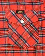 Vintage Flanell Hemd Lee 6 Y