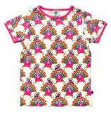 Smafolk T-Shirt Regenbogen Pfau