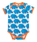 Smafolk Body Hippos Hellblau Gr 62