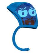 Smafolk Baby Mütze Apfel Blau