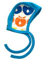 Smafolk Baby Mütze Apfel Türkis 62