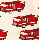 Smafolk Baby T-Shirt Feuerwehrauto