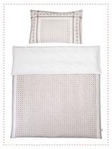 relove Kinderbettwäsche Grid