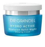 Hyaluron Refill Night Sleeping Cream   [G-HYA]