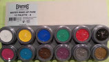 Grimas Water Make up 12er           A-Palette