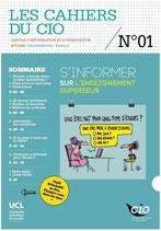 N° 1 - S'INFORMER SUR L'ENSEIGNEMENT SUPERIEUR (version 2019)