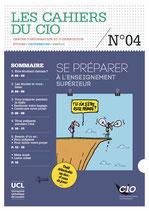 N° 4 - SE PREPARER A L'ENSEIGNEMENT SUPERIEUR