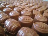 Sans sucre Ballotins ou Plaquettes de Chocolat MALCHOC : Chocolat au Lait