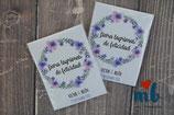 Violetas - Lágrimas de felicidad