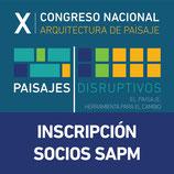 Inscripción Socios SAPM