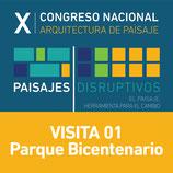 Visita 01 Parque Bicentenario