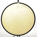 Rondo Weiß/Gold 110 cm