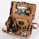 Voigtländer Prominent System-Koffer mit 3 Objektiven