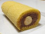 キャロブバナナロールケーキ(蔵)1ホール