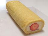 苺のロールケーキ(蔵)1ホール