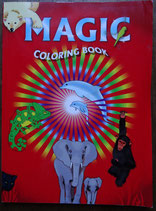 Livre: MAGIC COLORING BOOK de V. Di Fatta