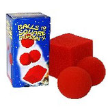 BALLS TO SQUARE MYSTERY (3balles)