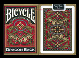JEU BICYCLE DRAGON BACK GOLD