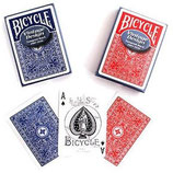 JEU BICYCLE VINTAGE SAFETY BACK 1892-1943 (Rouge)
