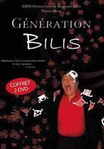 Génération Bilis Coffret 2 DVD