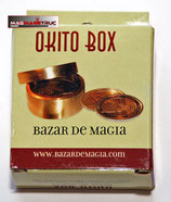 BOITE OKITO - OKITO BOX - 1/2 DOLLAR - Bazar de MAGICA