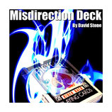 MISDIRECTION DEK -DAVID STONE