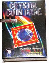 CRYSTAL COIN CASE - en boite carton